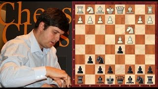 Why Peter Svidler is the god of Grunfeld defense?
