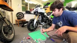 getlinkyoutube.com-Road to Ruins: Episode 3 - BMW R1200GS Adventure v. Ducati Multistrada 1200 S