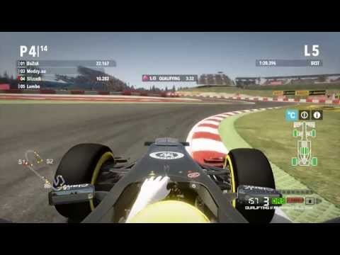 Atomic F1 - Qualli #5 Spain // SlizzeR // 1:19.645