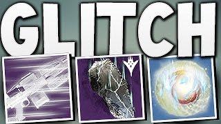 Destiny - UNLIMITED LEGENDARY ENGRAMS,MOLDERING SHARDS & MOTES GLITCH !!