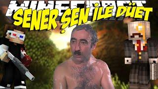 getlinkyoutube.com-ŞENER ŞEN İLE DÜET YAPTIM! Minecraft Yumurta Gömçürmeleri w/Ahmet Aga