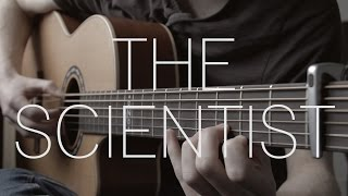 getlinkyoutube.com-Coldplay - The Scientist - Fingerstyle Guitar Cover - With Tabs
