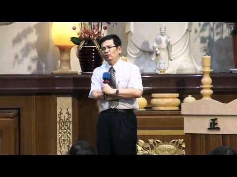 20120503 - 如何提昇服務品質 蔡經理 正和書院 台中道場服務組研習