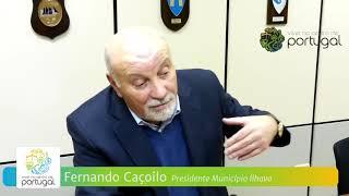 Ílhavo - Entrevista a Fernando Caçoilo presidente do Município