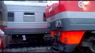 getlinkyoutube.com-смена локомотива