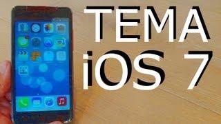 getlinkyoutube.com-Tema COMPLETO de iOS 7 para Android - Todo en uno