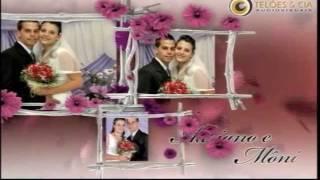 getlinkyoutube.com-Abertura DVD - Casamento de Adriano e Mônica - Telões & Cia Audiovisuais