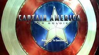 Captain America: Super Soldier - Wii Gameplay