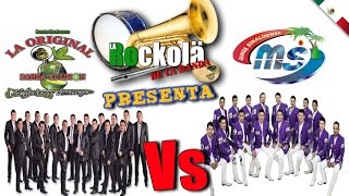getlinkyoutube.com-La Arrolladora Banda El Limon Vs. Banda MS