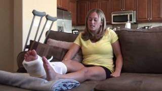 Cari's post surgery blog