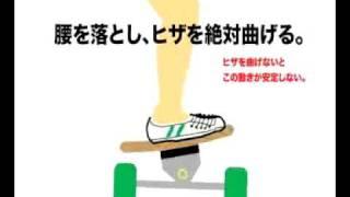 getlinkyoutube.com-サーフスケート チックタックからの脱出 仕組み編 HOW TO SURF SK8-1
