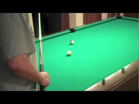Billiard Lessons - Find your weak spots
