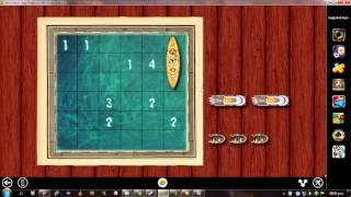 getlinkyoutube.com-Juegos Mentales ( Mind Game , Jogos Mentais ) Android : Batalla Naval 1