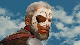 getlinkyoutube.com-The Witcher 3: Wild Hunt - Die skurrilsten Mods