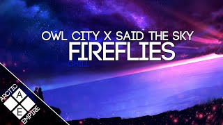 getlinkyoutube.com-Owl City - Fireflies (Said The Sky Remix)