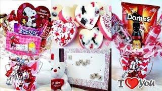 getlinkyoutube.com-Ideas para regalar en San Valentin | Faciles Y Bonitas | SOY CAT
