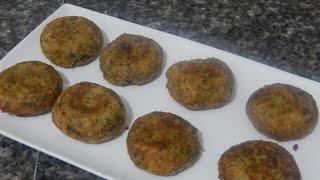 معقودة البطاطس مع طبخ ليلى maakouda