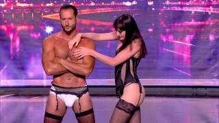 getlinkyoutube.com-Romeo & Lada - France's Got Talent 2013 audition - Week 1