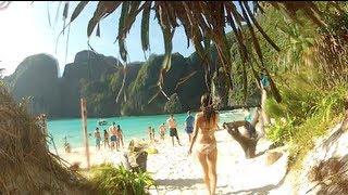 getlinkyoutube.com-Best Islands: Maya Bay, Phi Phi Islands