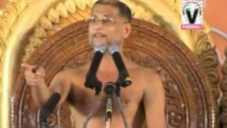 """getlinkyoutube.com-Betiya Sobhagye Ki Pratik """"Jain Muni Pulak Sagar Pravachan"""""""