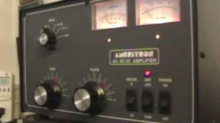 getlinkyoutube.com-Ameritron Al-811H Linear Amplifier Demonstration by K1OIK