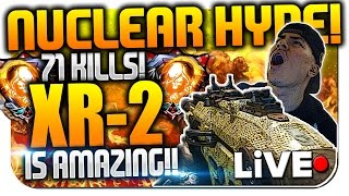 "getlinkyoutube.com-BO3: ""XR-2 NUCLEAR! 71 KILL BEATDOWN LIVE!"" ★ (Black Ops 3: XR2 Assault Rifle Live Nuclear Gameplay)"