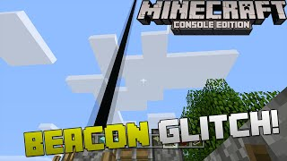 getlinkyoutube.com-Minecraft Xbox & Playstation: Flashing Color Beacons! | How to Glitch Beacons!