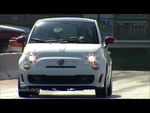 Road Test: 2012 Fiat 500 Abarth