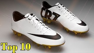 getlinkyoutube.com-Top 10 Special Edition Football Boots - 2015