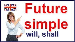 getlinkyoutube.com-Future simple tense - will and shall | English grammar