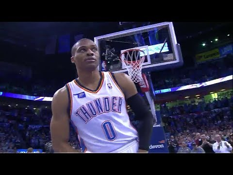 Russell Westbrook IS BACK -  Full Highlights vs Suns - 21 Points 7 Assists (2013.11.03)