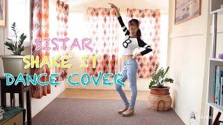 getlinkyoutube.com-SISTAR (씨스타) - Shake It (쉐이크잇) Dance Cover