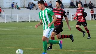 Resumen del partido CD Gerena-Betis B (0-0)