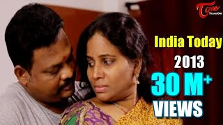 India Today 2013 - Telugu Short Film By S. Senthil
