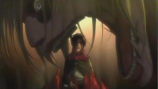 """getlinkyoutube.com-[EXTENDED] Learn Japanese through Anime: """"EREN VS ANNIE"""" Lesson"""