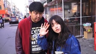 getlinkyoutube.com-BJ 꽃님과 가로수길 달달한 봄맞이 데이트 - KoonTV