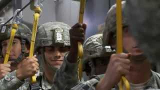 getlinkyoutube.com-U.S. Army Parajump at Fort Bragg, North Carolina