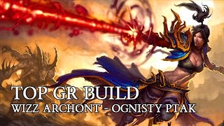 getlinkyoutube.com-DIABLO 3 PL - WIZZ TOP GR BUILD ARCHON SET OGNISTEGO PTAKA ( PATCH 2.4.2 )