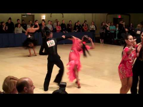 Champ Latin - Samba - MAC 2011 (Jason and Patrycja) (Jason Dai and Patrycja Golak)