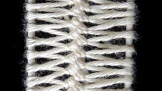getlinkyoutube.com-Crochet y Horquilla : Punto # 1