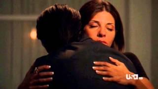 getlinkyoutube.com-Necessary Roughness - 2x11 - Dani and Nico First Kiss