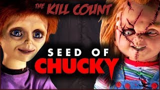 Seed of Chucky (2004) KILL COUNT