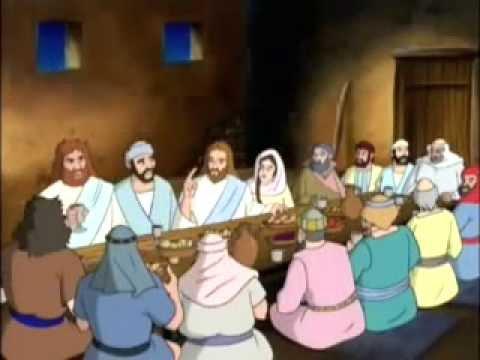 La Ultima Cena La Crucifixión Y La Resurrección (Película Completa)