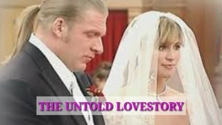 Stephanie Mcmohan And Triple H Love Story