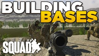 getlinkyoutube.com-BUILDING BASES | SQUAD - FOB Construction & Defence