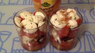 getlinkyoutube.com-Faire des verrines - Apéritif tomate mozzarella