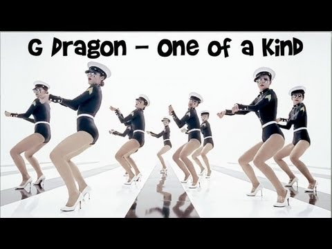 "Kpop Music Mondays - G Dragon ""One of a Kind"""