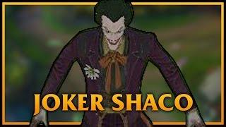 小丑薩科的自製小丑SKIN-自殺突擊隊JOKER