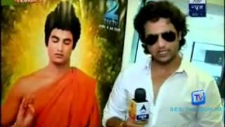 getlinkyoutube.com-Actor Himanshu Soni in Special Lunch Meet With Fans | SBS Segment 22nd July 2014 ABP News