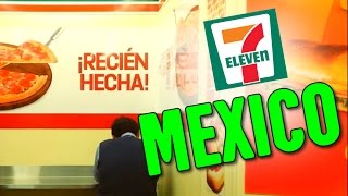getlinkyoutube.com-How is 7-11 in Mexico? | PLUS 5 Products I LIKE